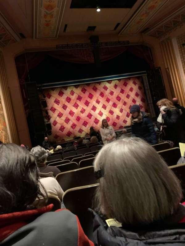 Flynn Center for the Performing Arts, secção: Orchestra Left, fila: Q, lugar: 6