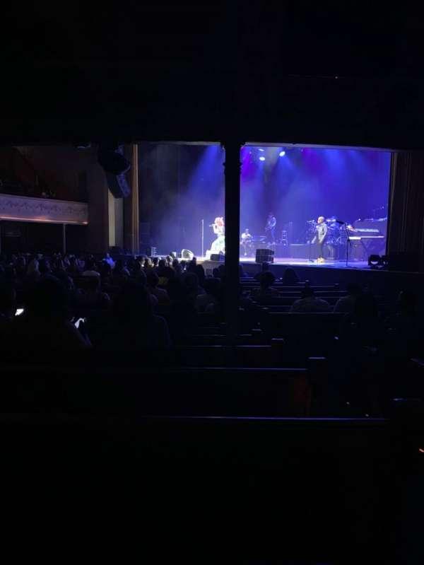 Ryman Auditorium, secção: MF2, fila: S, lugar: 2