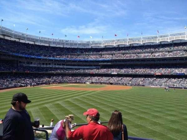 Yankee Stadium, secção: 202