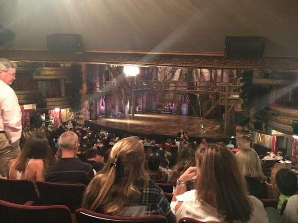 Richard Rodgers Theatre, secção: Orchestra R, fila: U, lugar: 16