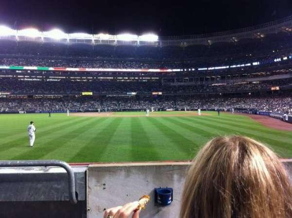 Yankee Stadium, secção: 134, fila: 12, lugar: 14