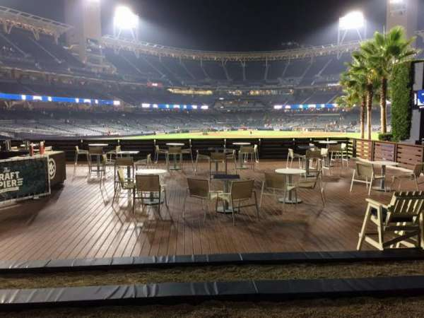 PETCO Park, secção: Craft Pier