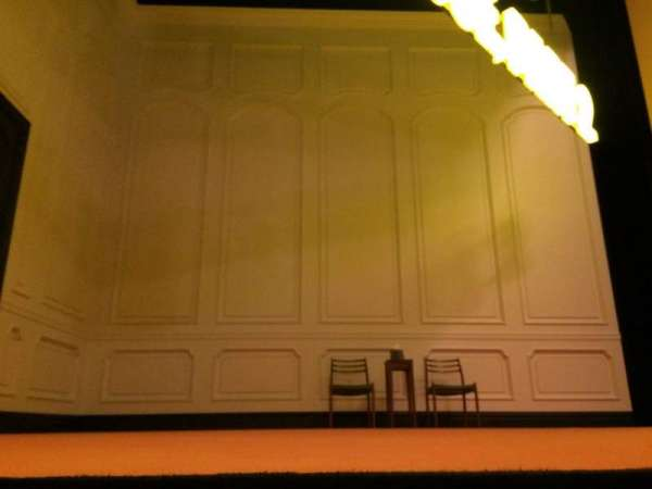 John Golden Theatre, secção: Orchestra C, fila: A, lugar: 115