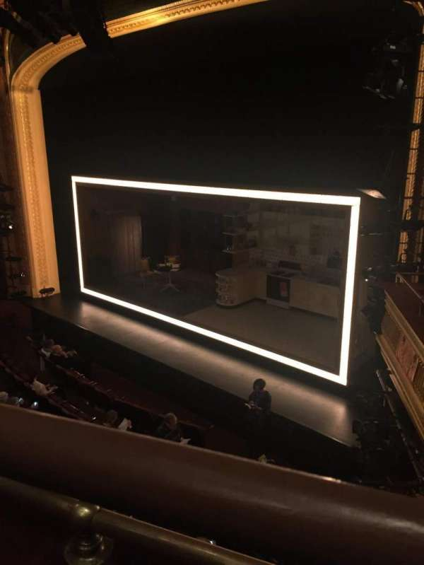 American Airlines Theatre, secção: Front Mezzanine, fila: A, lugar: 103