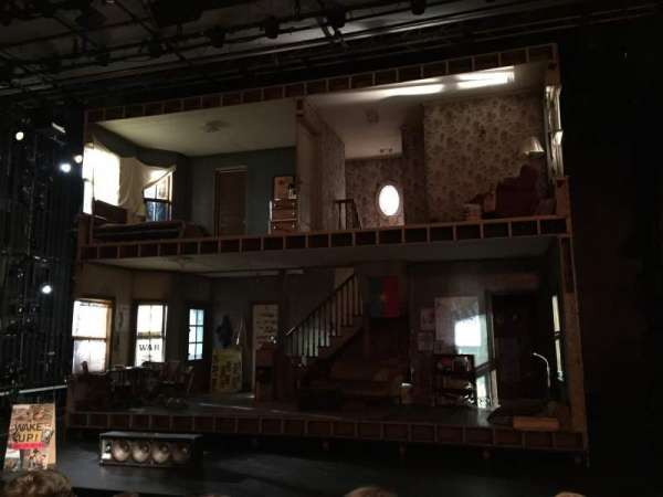 Tony Kiser Theatre, secção: Orchestra, fila: F, lugar: 111