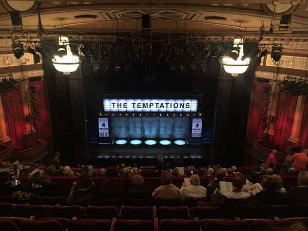 Imperial Theatre, secção: Rear Mezzanine 3, fila: G, lugar: 7