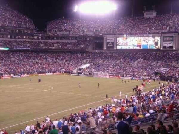 M&T Bank Stadium, secção: 132, fila: 13, lugar: 2