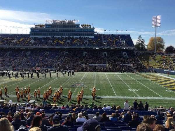 Navy-Marine Corps Memorial Stadium, secção: 26, fila: 20, lugar: 1