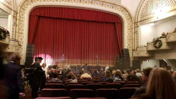 Palace Theatre (Greensburg), secção: ORCH C, fila: N, lugar: 1
