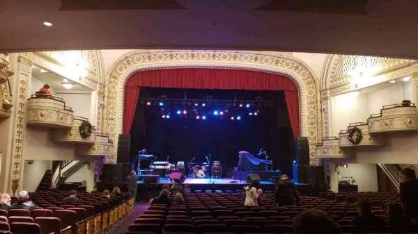 Palace Theatre (Greensburg), secção: Orch C, fila: T, lugar: 2