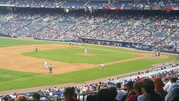 Turner Field, secção: 224, fila: 15, lugar: 110