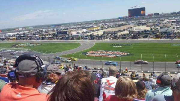 Texas Motor Speedway, secção: PU113, fila: 42, lugar: 15