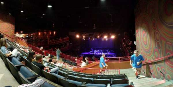 House Of Blues - Boston, secção: Stadium (STADM), fila: F, lugar: 301