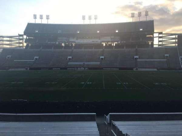 Davis Wade Stadium, secção: 20, fila: 17, lugar: 01