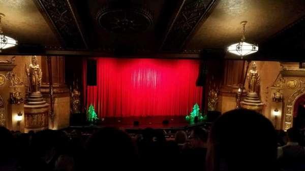 Beacon Theatre, secção: Loge, fila: J, lugar: 1