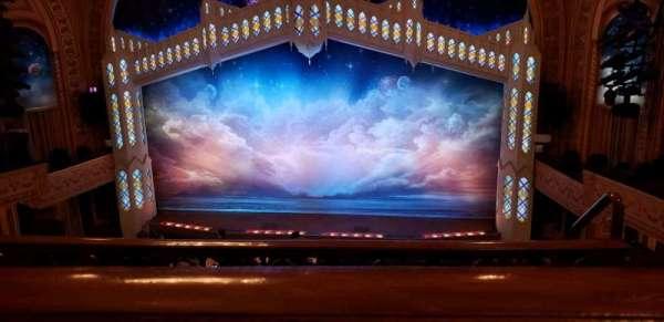 Eugene O'Neill Theatre, secção: mezzanine c, fila: E, lugar: 110