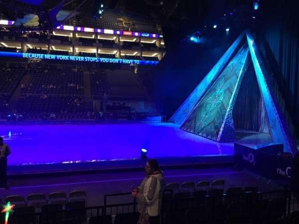 The O2 Arena, secção: 111, fila: F, lugar: 359