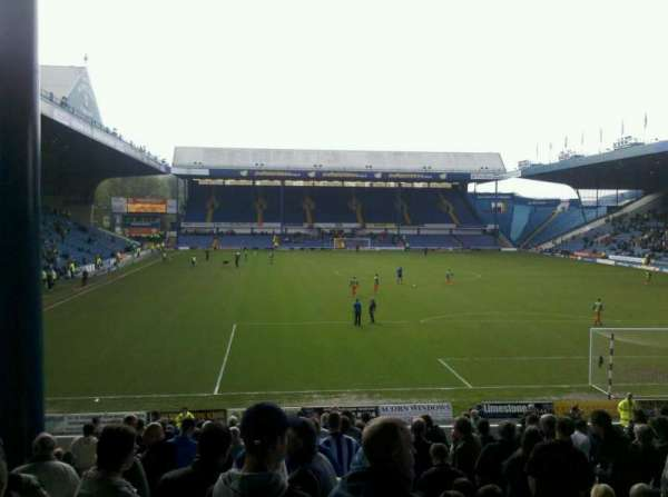 Hillsborough Stadium, secção: t1, fila: 29, lugar: 92