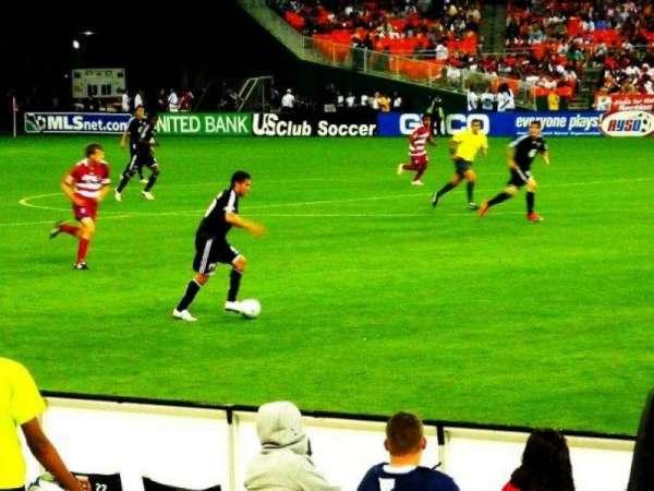 RFK Stadium, secção: 129, fila: 5, lugar: 8-9