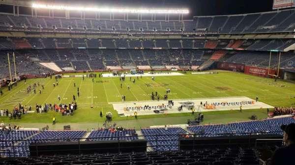 San Diego Stadium, secção: C34, fila: 12, lugar: 6