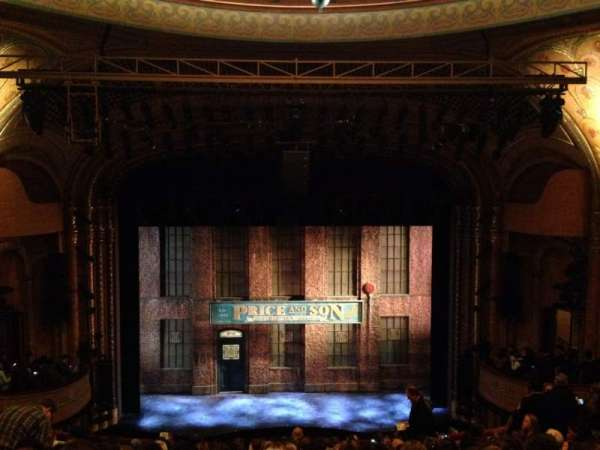Al Hirschfeld Theatre, secção: Mezzanine C, fila: N, lugar: 109