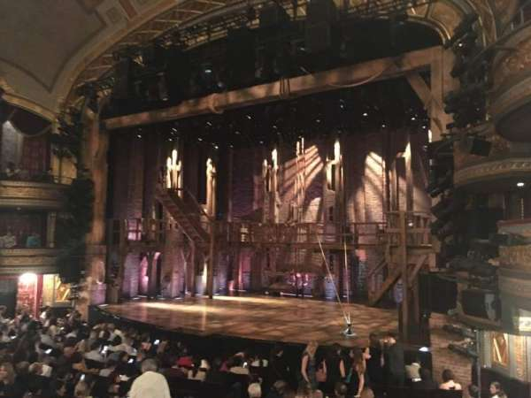 Richard Rodgers Theatre, secção: Orch Right, fila: O, lugar: 22