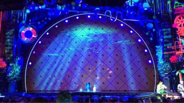 Palace Theatre (Broadway), secção: Orchestra Center, fila: Q, lugar: 102