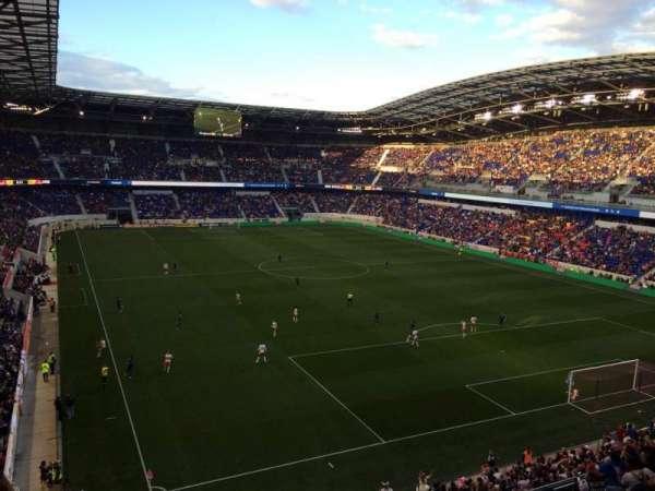 Red Bull Arena (New Jersey), secção: 202, fila: 11, lugar: 31