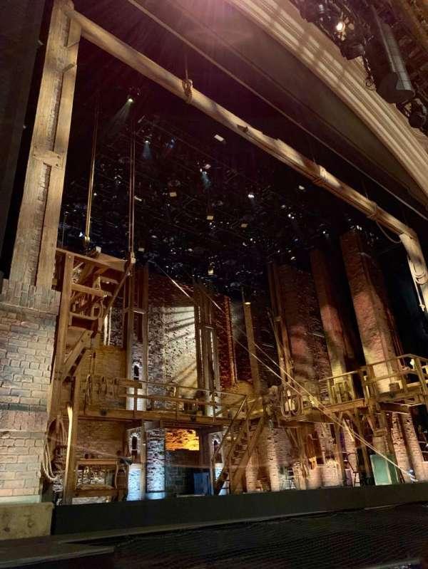 Orpheum Theatre (San Francisco), secção: Orchestra L, fila: D, lugar: 1-3