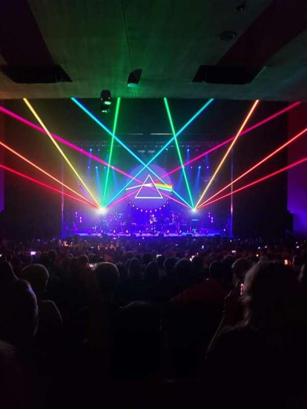 Durham Performing Arts Center, secção: 3, fila: BB, lugar: 111