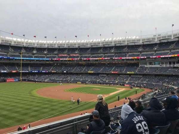 Yankee Stadium, secção: 229, fila: 5, lugar: 16