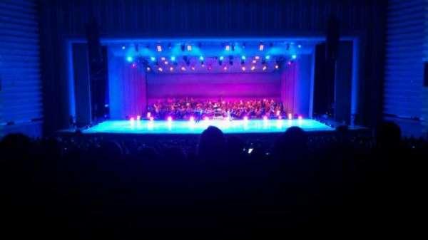 ATO Congresium Konser Salonu Ankara, secção: M Blok, fila: 1, lugar: 32