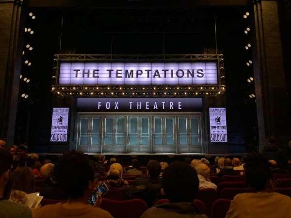 Imperial Theatre, secção: Orchestra C, fila: J, lugar: 109