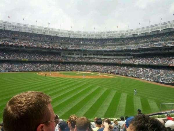 Yankee Stadium, secção: 238, fila: 14, lugar: 11