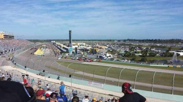 Homestead-Miami Speedway, secção: 184, fila: 44, lugar: 3