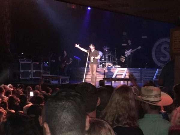 House Of Blues - Orlando, secção: GA