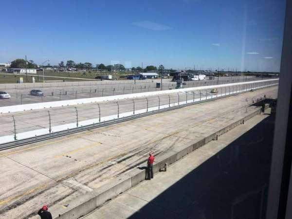 Sebring International Raceway, secção: Fangio Terrace
