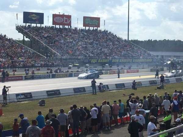 Gainesville Raceway, secção: GA