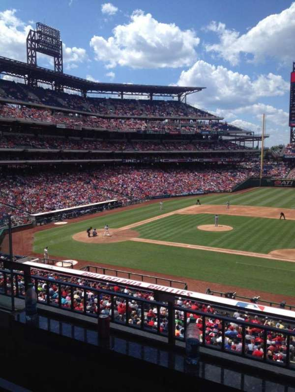 Citizens Bank Park, secção: Suite 49, fila: 2