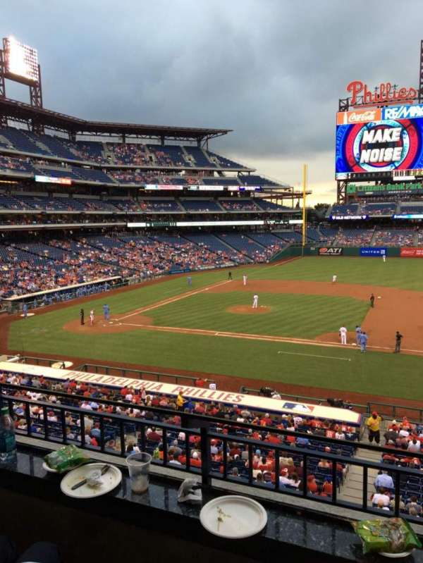 Citizens Bank Park, secção: Suite 49, fila: 2, lugar: 5