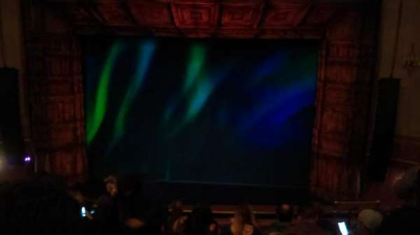 St. James Theatre, secção: Mezzanine C, fila: H, lugar: 104