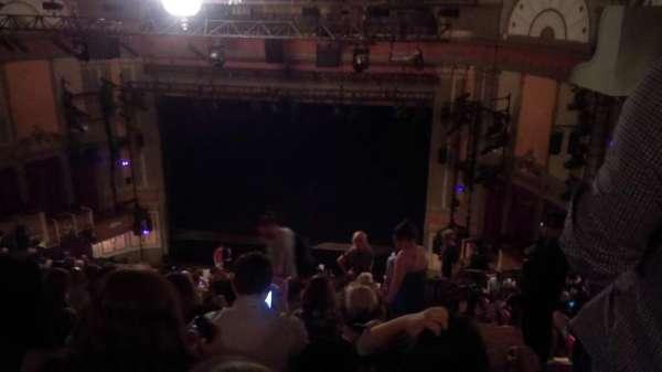 Neil Simon Theatre, secção: Mezzanine C, fila: T, lugar: 126