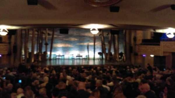 Gerald Schoenfeld Theatre, secção: Standing Room, lugar: 104