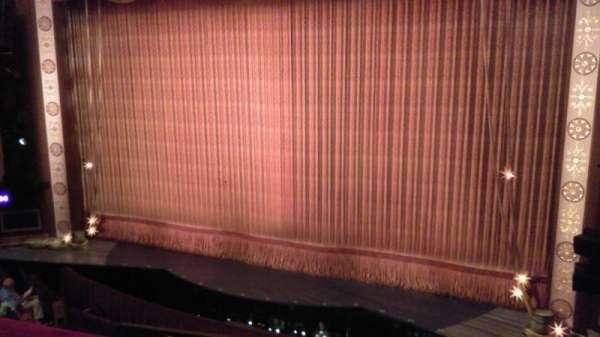 Imperial Theatre, secção: Front Mezzanine 2, fila: B, lugar: 12