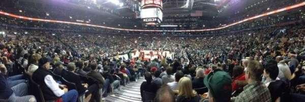 Scotiabank Arena, secção: 101, fila: 12, lugar: 15