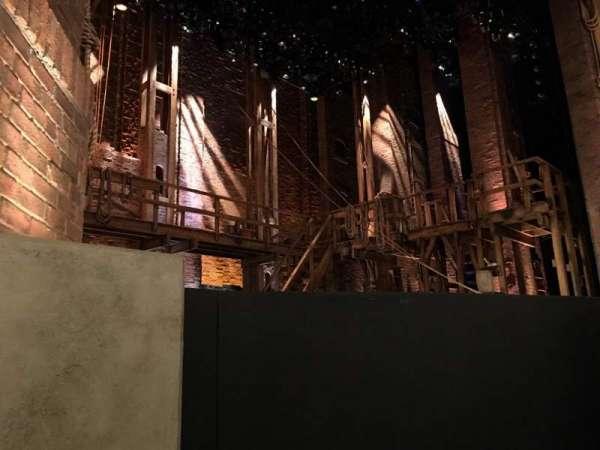 CIBC Theatre, secção: Orchestra L, fila: C, lugar: 11