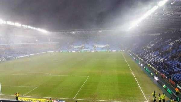 Madejski Stadium, secção: R27, fila: AA, lugar: 63