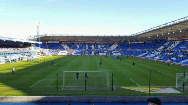 St Andrew's Stadium, secção: GM3, fila: 22, lugar: 98