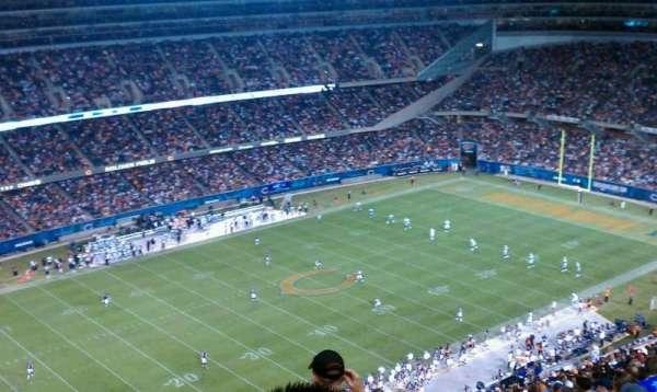 Soldier Field, secção: 443
