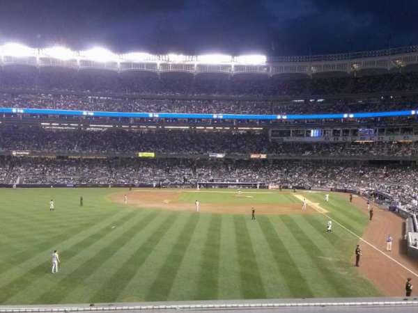 Yankee Stadium, secção: 234, fila: 1, lugar: 6